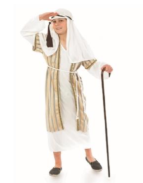 Child Gold Shepherd Costume