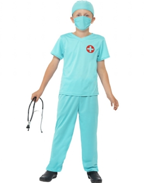 Child Surgeon Costume