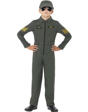 Child Aviator Costume