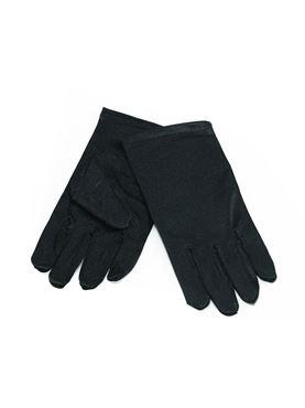 Childs Black Gloves