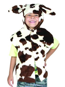 Childs Cow Tabard Costume