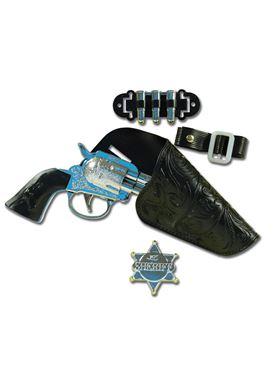 Childs Cowboy Gun & Holster Set