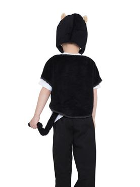 Childs Monkey Tabard Costume - Side View