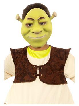 Childs Shrek EVA Mask