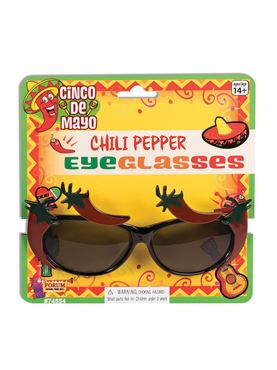 Chilli Pepper Eyeglasses