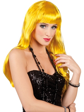 Chique Wig Yellow