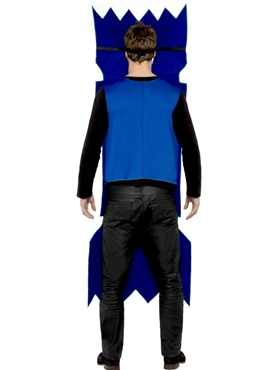 Adult Christmas Cracker Costume - Side View