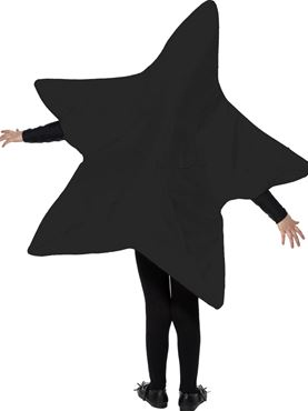Child Christmas Star Costume - Side View