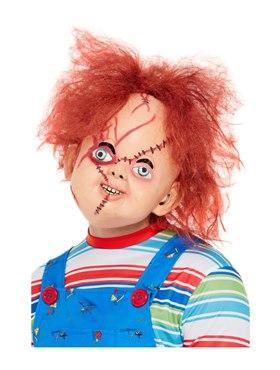 Chucky Latex Mask