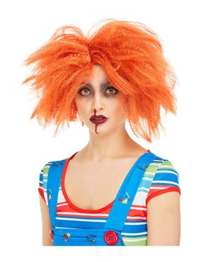 Chucky Wig - Side View
