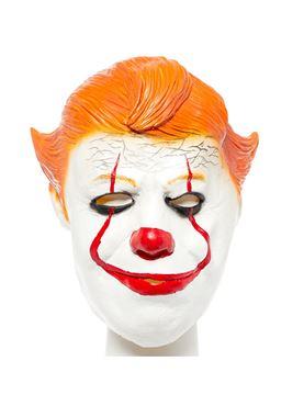 Chunky Clown Full Head Mask