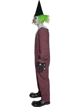 Cirque Sinister Twisted Clown Costume