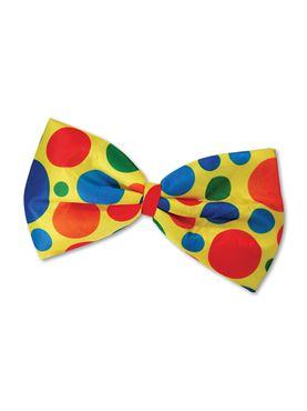 Clown Jumbo Bow Tie