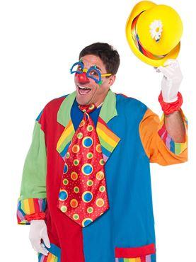Clown Jumbo Tie