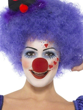 Clown Make Up Kit - Back View