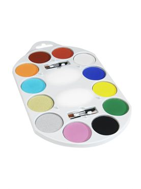 Make Up FX Paint Pallet