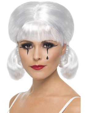 Clown Mime Wig