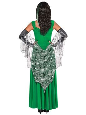 Cobweb Cape with attached Gloves