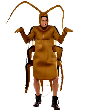 Adult Cockroach Costume Thumbnail