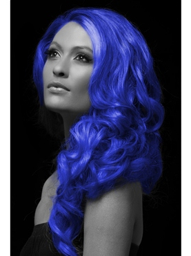 Blue Coloured Hair Spray