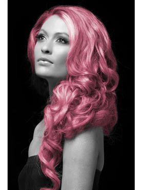 Pink Coloured Hair Spray