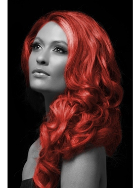 Red Coloured Hair Spray