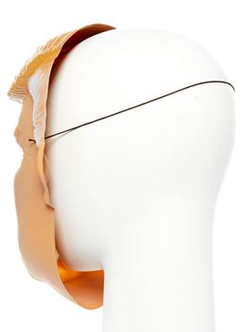 Comb-over Full Head Mask - Side View