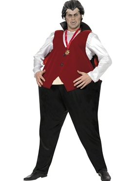 Adult Comedy Vampire Costume