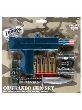 Commando Gun Set