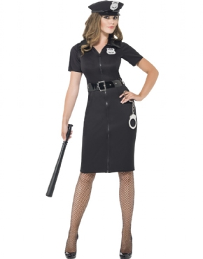 Adult Constable Cutie Costume