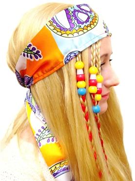 Cool Print Headscarf