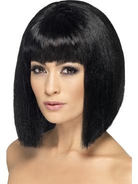 Coquette Wig Black