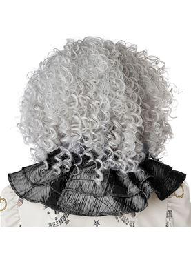 Corkscrew Clown Curls Wig - Side View