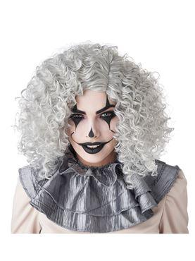 Corkscrew Clown Curls Wig