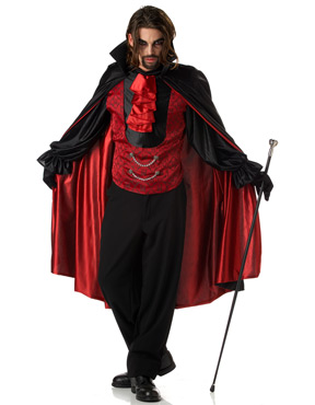 Adult Count Bloodthirst Costume Thumbnail