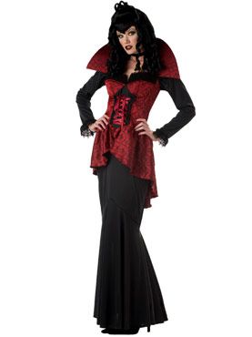 Countess Bloodthirst Costume