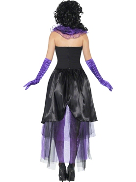 Adult Countess Chateau Costume - Side View