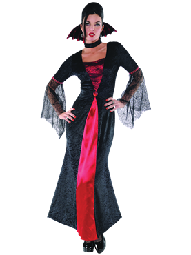 Adult Countess Vampiretta Costume Couples Costume