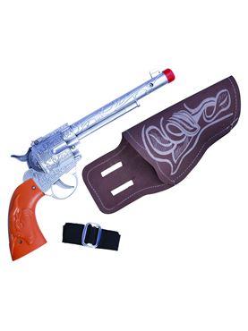 Cowboy Gun and Holster