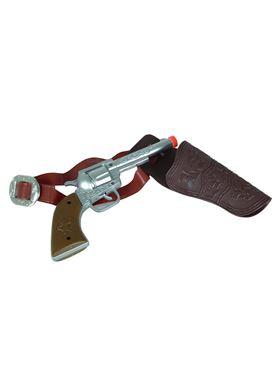 Cowboy Gun Holster with Gun