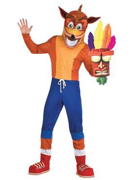 Adult Crash Bandicoot Costume