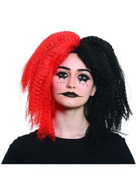 Crazy Girl Wig