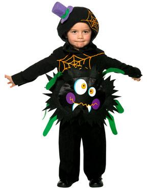 Child Crazy Spider Costume