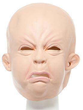 Creepy Baby Full Head Mask