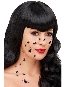 Creepy Bug Tattoo Transfers