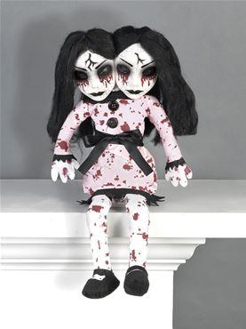 Creepy Doll Critter Sitter