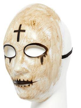 Cross Mask - Side View