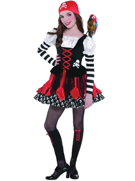 Child Crossbone Cutie Costume