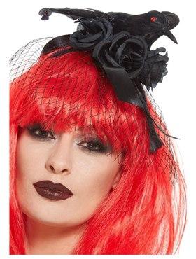 Crow Headband