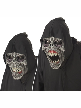 Adult Crypt Crawler Costume - Back View